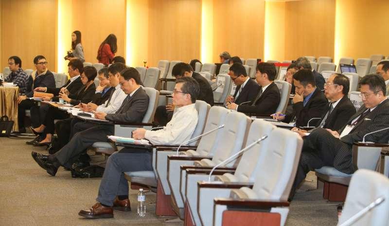 20171024-不當黨產處理委員會舉辦「社團法人中國青年救國團是否為社團法人中國國民黨之附隨組織  」聽證程序。(陳明仁攝)