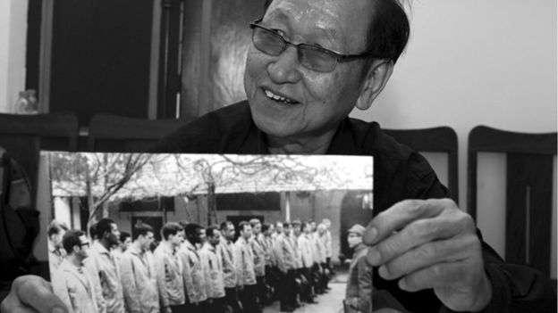 """40年前負責在""""火爐""""監獄中負責看押馬侃的北越官員Tran Trong Duyet曾說馬侃沒有講真話,說他從來沒有被用過刑。(BBC中文網)"""