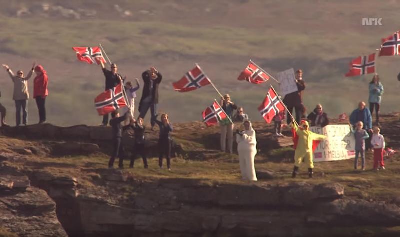 (圖/截自NRK Youtube)