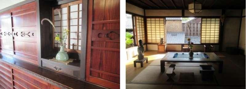 左為櫥櫃,右為和室(圖/秋禾提供)