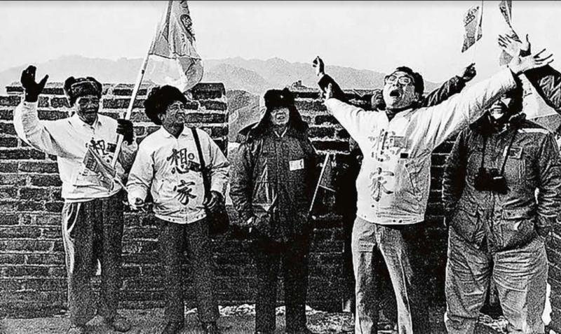 20171103- 多維觀點》兩岸開放30 年 首批返鄉老兵的淚.探親。(多維傳媒提供)