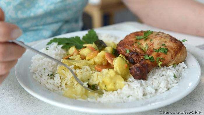 德國職場文化:午飯時間短。(德國之聲)