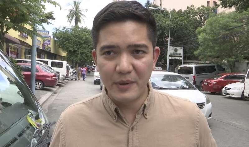 菲律兵受訪者納克皮爾(Lorenzo Nakpil)。(美聯社)
