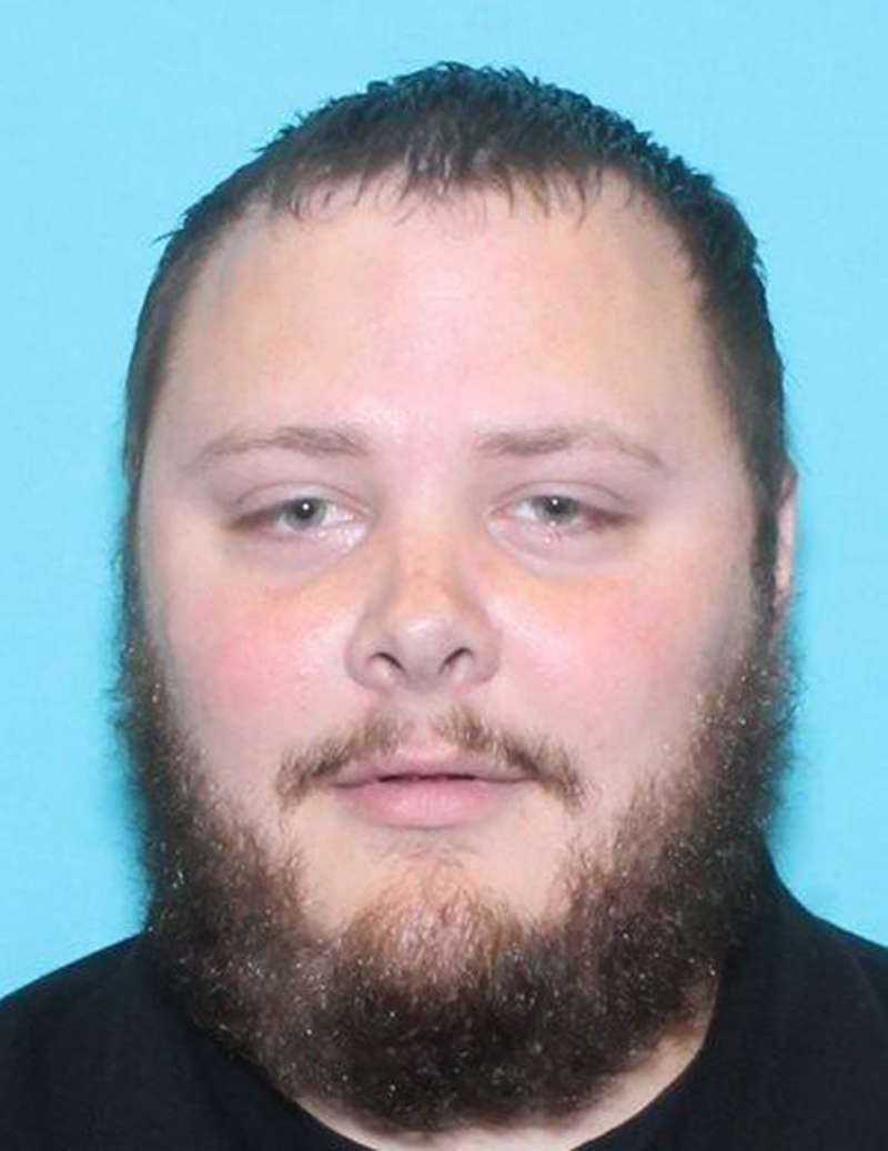 德州教堂槍擊血案:26歲白人凶手凱利(AP)