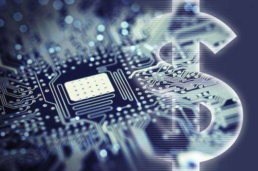 美國華爾街,越來越多金融機構使用機器人(圖/www.law.gwu.edu)