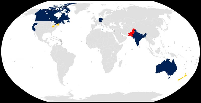 全球雙性人權益保障地圖。(圖/Mangostaniko@wikipediaCCBYSA3.0)