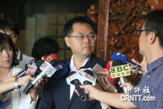 2017-11-14-高雄市政府海洋局長王端仁。(中評社)