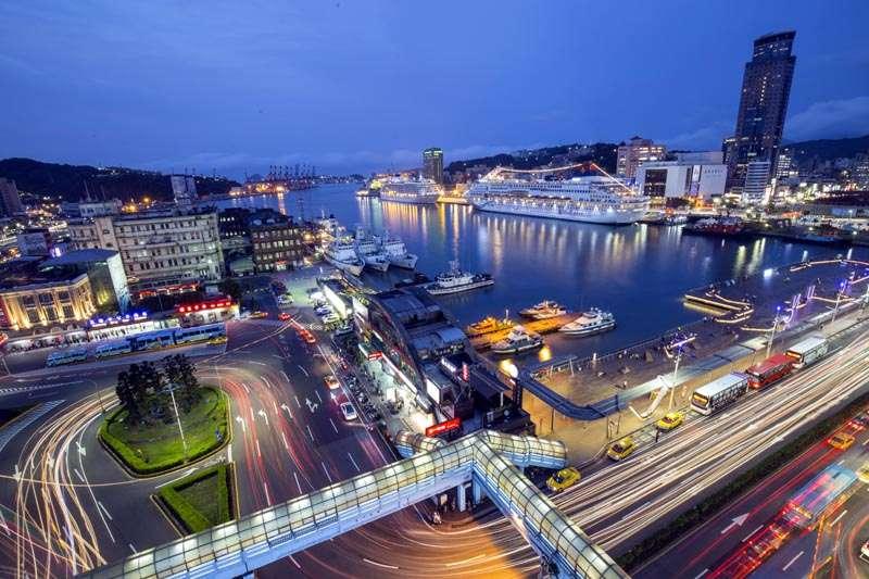 積極規劃基隆港周邊的各項設施,連結港市。(圖/基隆市府提供)