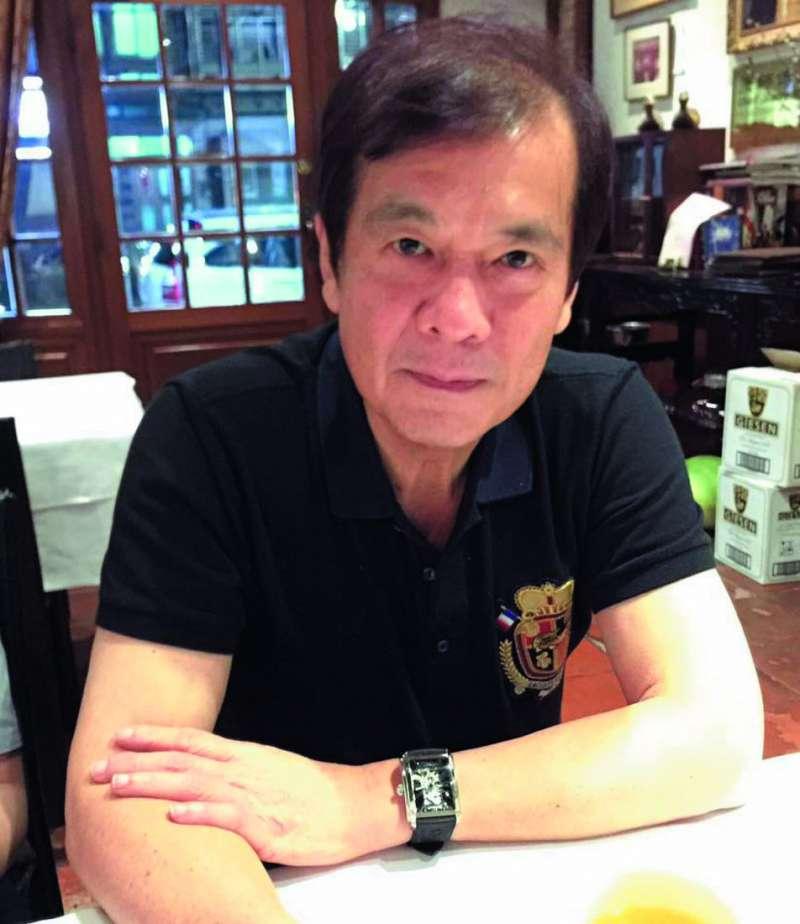 郭建宏任華視總經理,得不到董事長的充分授權支援。(翻攝自郭建宏臉書)