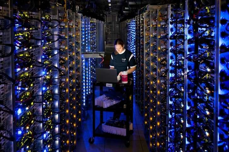 大數據在我們生活中已經是越來越不可或缺的角色了(圖/pinterest.com)