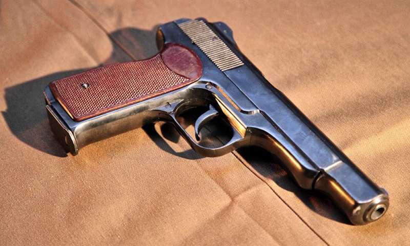 APS自動手槍。(俄羅斯衛星網)