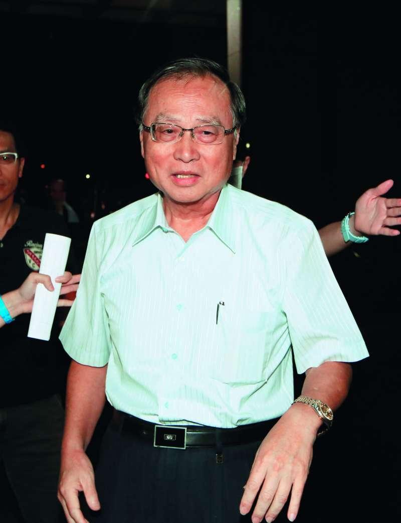 張哲琛專責出售三中股權,詭異的交易過程被北檢盯上。(郭晉瑋攝)