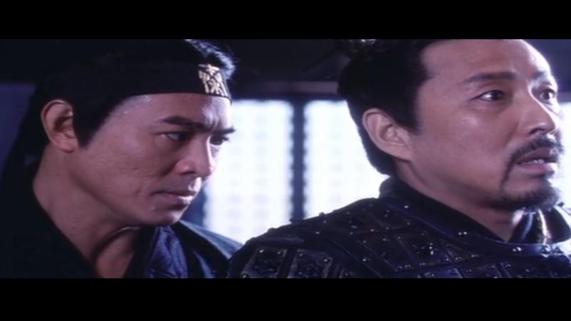 李連杰於電影《英雄》飾演刺客