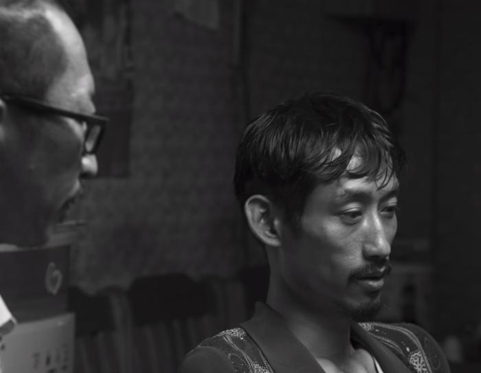 陳竹昇在「大佛普拉斯」中飾演肚財。(圖/截自Youtube)