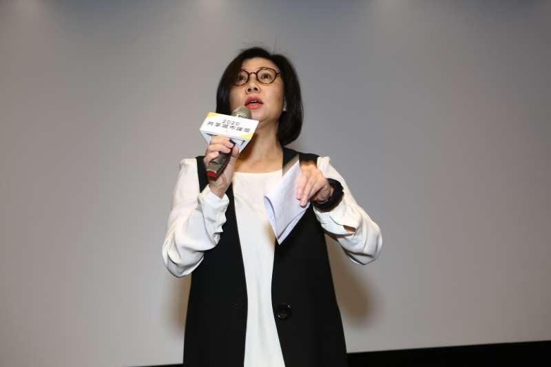 饒慶鈺表示,針對共享城市的概念,北市府將以open mind的態度與業者及相關單位進行溝通與討論。