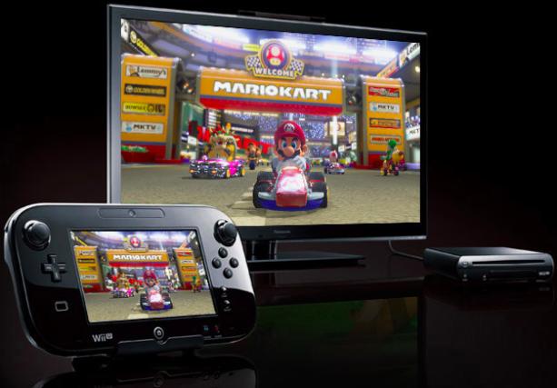3Wii機種的承接者Wii U,因為複雜操控方式、不明確定位,導致銷售成績不佳。(圖/Nintendo)