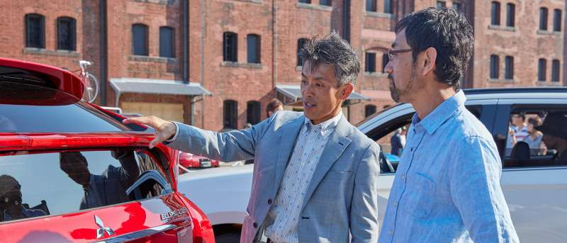 Eclipse Cross好評如潮,Eclipse Cross車型計畫負責人山內裕司,娓娓道來如何貫徹Mitsubishi所賦予的研發任務。(圖/http://www.eclipse-cross.jp/design/crosstalk/)