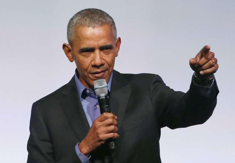 美國前總統歐巴馬將訪問中國,可能與習近平談論北韓問題(AP)