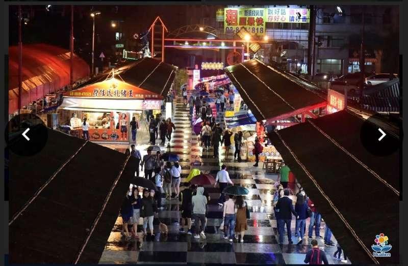東大門夜市遠近馳名,已是到花蓮必訪的重要景點(圖/花蓮縣政府提供)