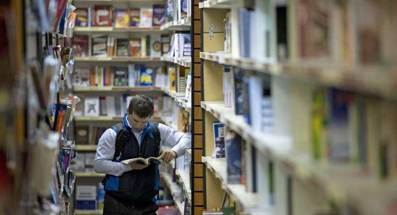 俄羅斯國會議員提案,在各大火車站設立圖書館。(ˋ俄羅斯衛星通訊社)