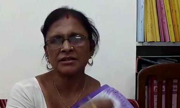 印度「烏夏全方位合作社」創辦者之一辛格女士(截自YouTube)