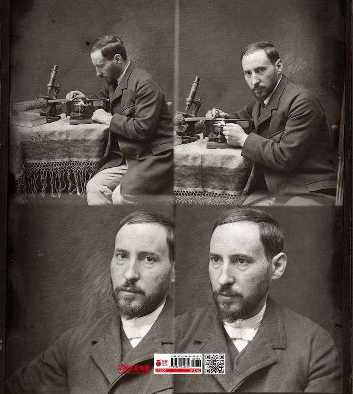 「神經科學之父」卡哈爾(Santiago Ramón y Cajal)。(圖/Gene思書齋)