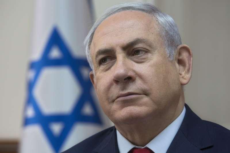 以色列總理納坦雅胡認為,川普承認耶路撒冷為以首都只是說出事實。(美聯社)