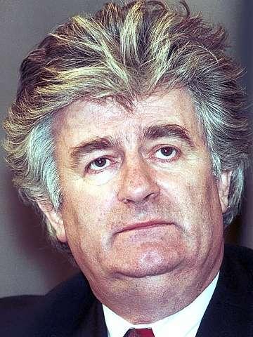 卡拉季奇(1994年3月)(圖片來源:維基百科)