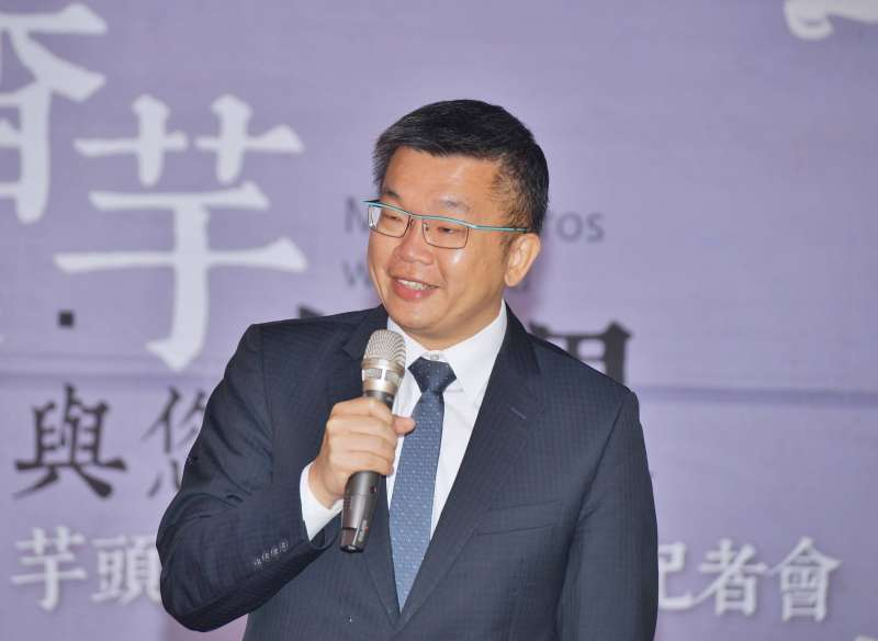 20171212-立法院副院長蔡其昌。(盧逸峰攝)