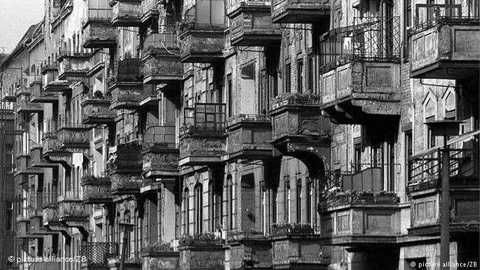 德國1980年代老式公寓。(德國之聲)