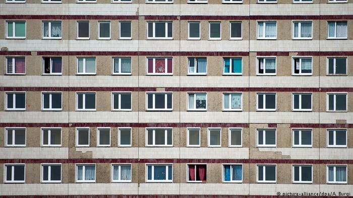前東德時期的社會住宅,五臟俱全又便宜。(德國之聲)