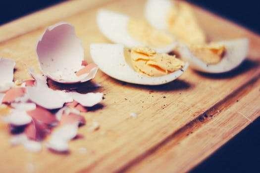 來點雞蛋,有助保持心情愉悅。(圖/Pexels)