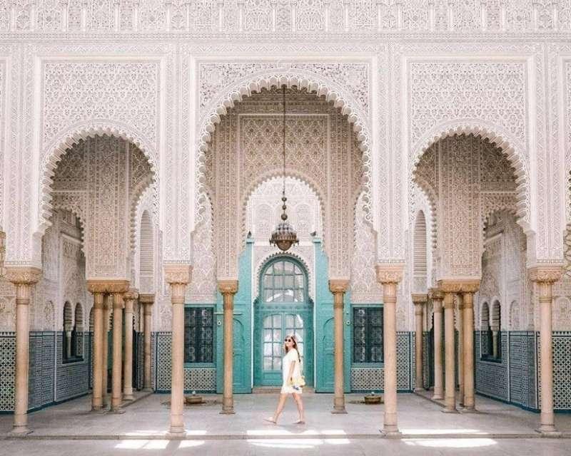 如果你迷戀電影《北非諜影》中「卡薩布蘭加」的美麗風采,就絕對要來趟摩洛哥之旅!(圖/皇家國際運通旅行社粉絲專頁)