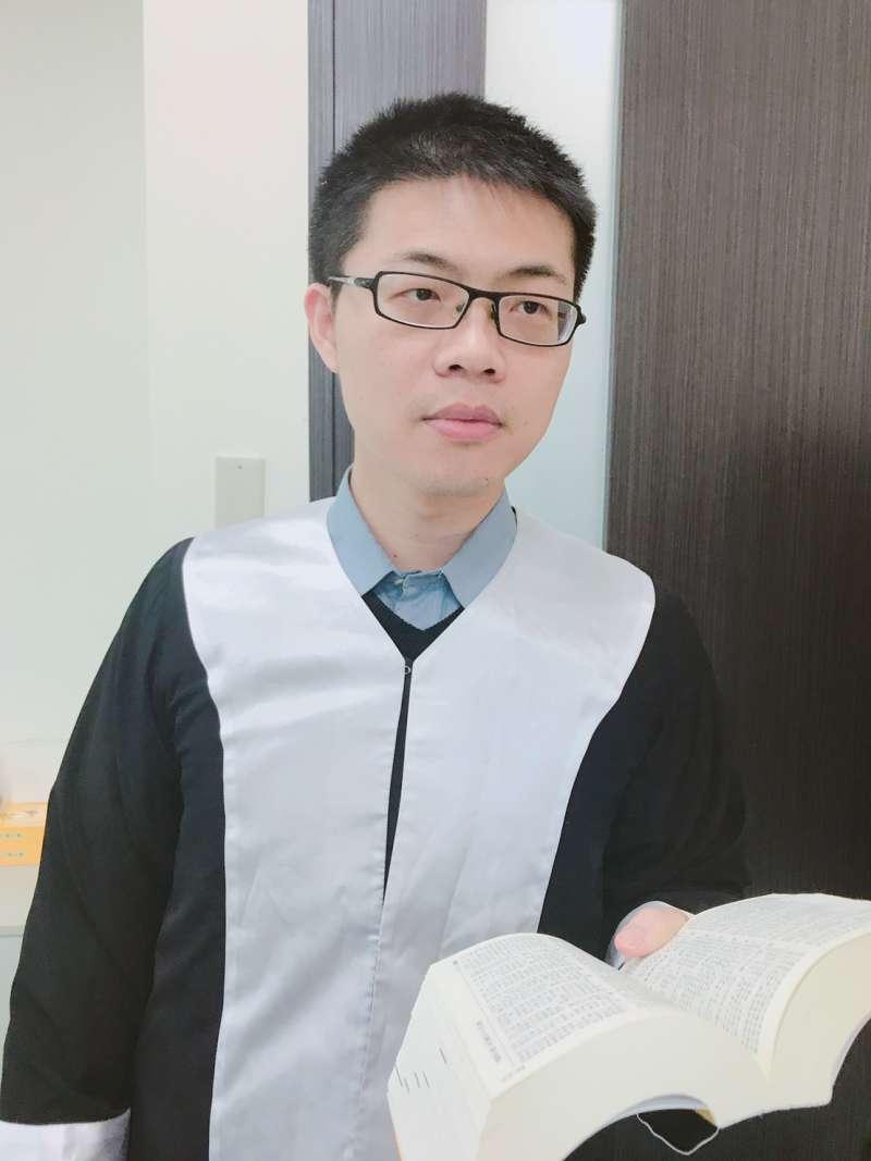 宏緯律師事務所所長鄧為元律師。(鄧為元提供)