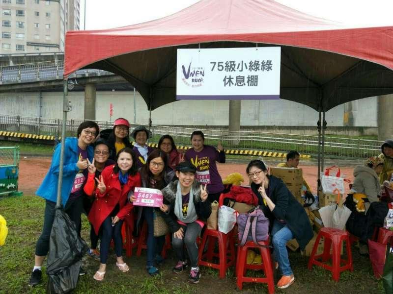 高中同學跑場重聚,慶祝30+1的共同記憶(圖/作者提供)