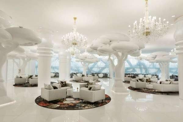 (圖/取自Mondrian Doha、Marcel Wanders,明日誌提供)