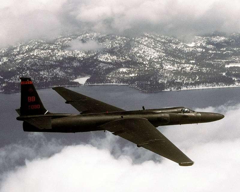 U-2偵察機。(維基百科)