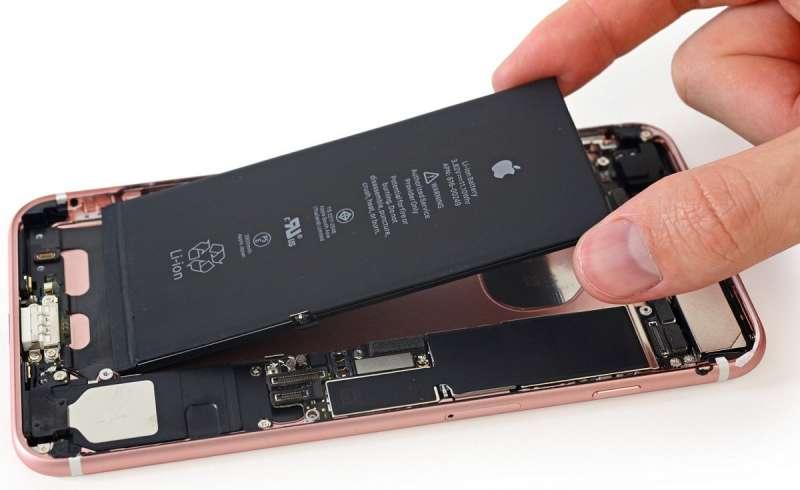 iPhone效能取決於內部鋰電池狀態。(圖/idownloadblog)