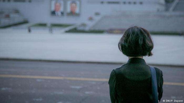 北韓女性也越來越時髦,但僅限於首都平壤。(德國之聲)