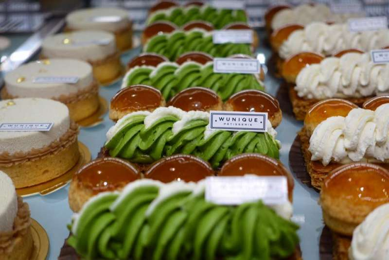 (圖/ WUnique Pâtisserie 法式甜點@facebook)