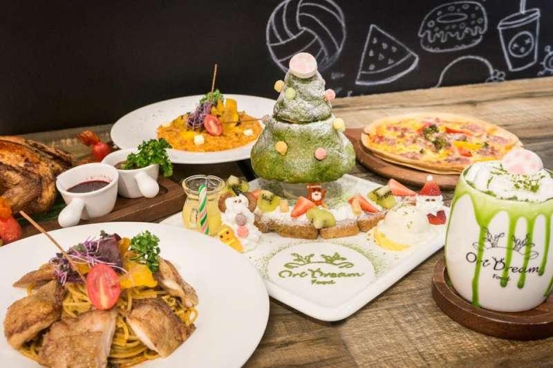 (圖/Oridream Food歐維聚-義式複合式餐廳 松菸店@facebook)