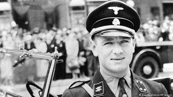 希特勒司機埃里希‧科姆普卡。(德國之聲)