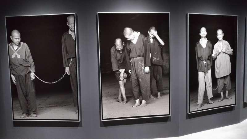北美館攝影展,龍發堂(風傳媒)