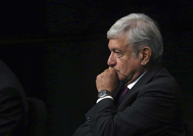 墨西哥總統候選人歐布拉多爾是民粹主義者,主張退出《北美自由貿易協定》(NAFTA)(AP)