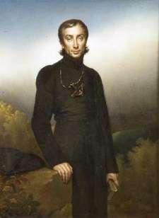 德拉梅內(Félicité de Lamennais,1782-1854)(圖/Outside提供)