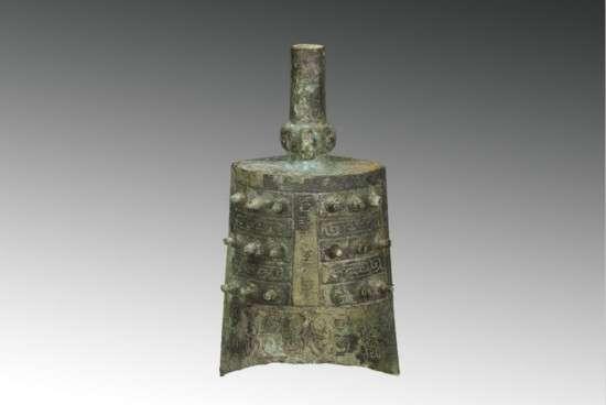楚公逆鐘(現藏山西博物院)表明熊通之前的楚君自稱為「公」。(取自澎湃新聞)
