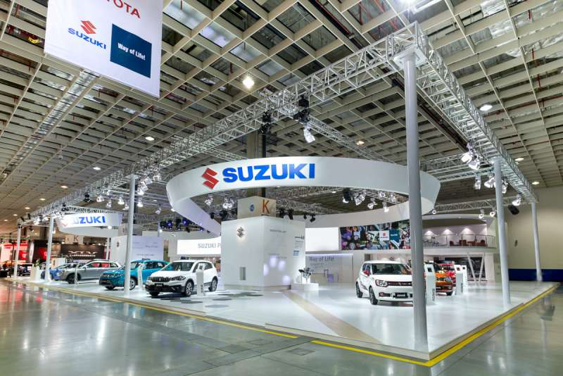 TAIWAN SUZUKI特別製作了專屬官方APP,內容相當豐富,提供車款資訊及活動訊息(圖/SUZUKI提供)