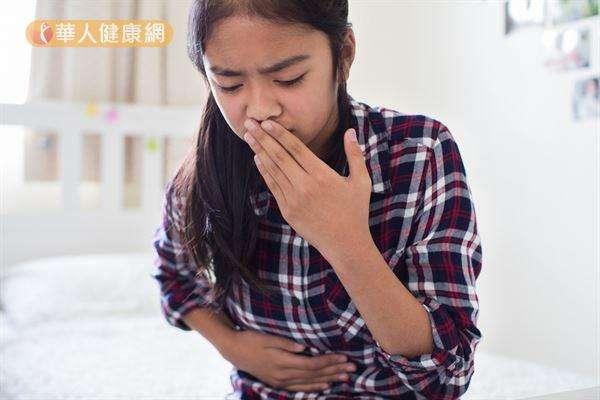 過年期間有些腸胃炎是病毒感染所造成,一般在感染後1至2天會感覺身體不舒服。(圖/華人健康網)