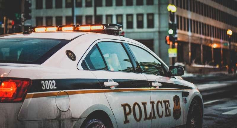 美國,警察。(圖/  Matt Popovich @Unsplash)