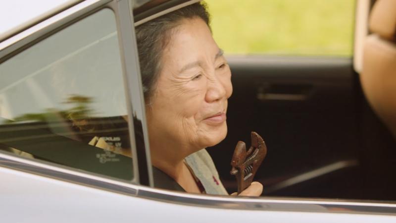 EXUS品牌微電影「扳手」,持續感動人心,傳達一種努力、積極及堅持的態度意念(圖/LEXUS)